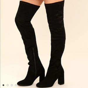 Seychelles Chrysalis Over the Knee Boot